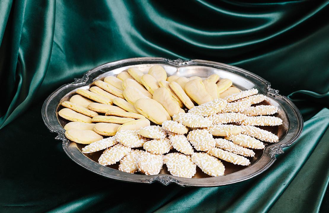 I biscotti della Pasticceria Castelnuovo