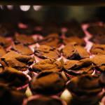 pasticcini al cioccolato della Pasticceria Castelnuovo