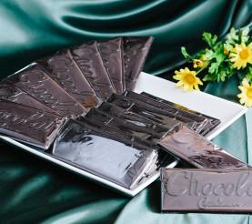 Il cioccolato della Pasticceria Castelnuovo