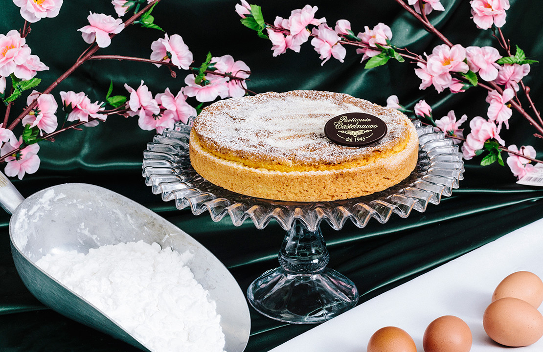 Torta Fiordipesco